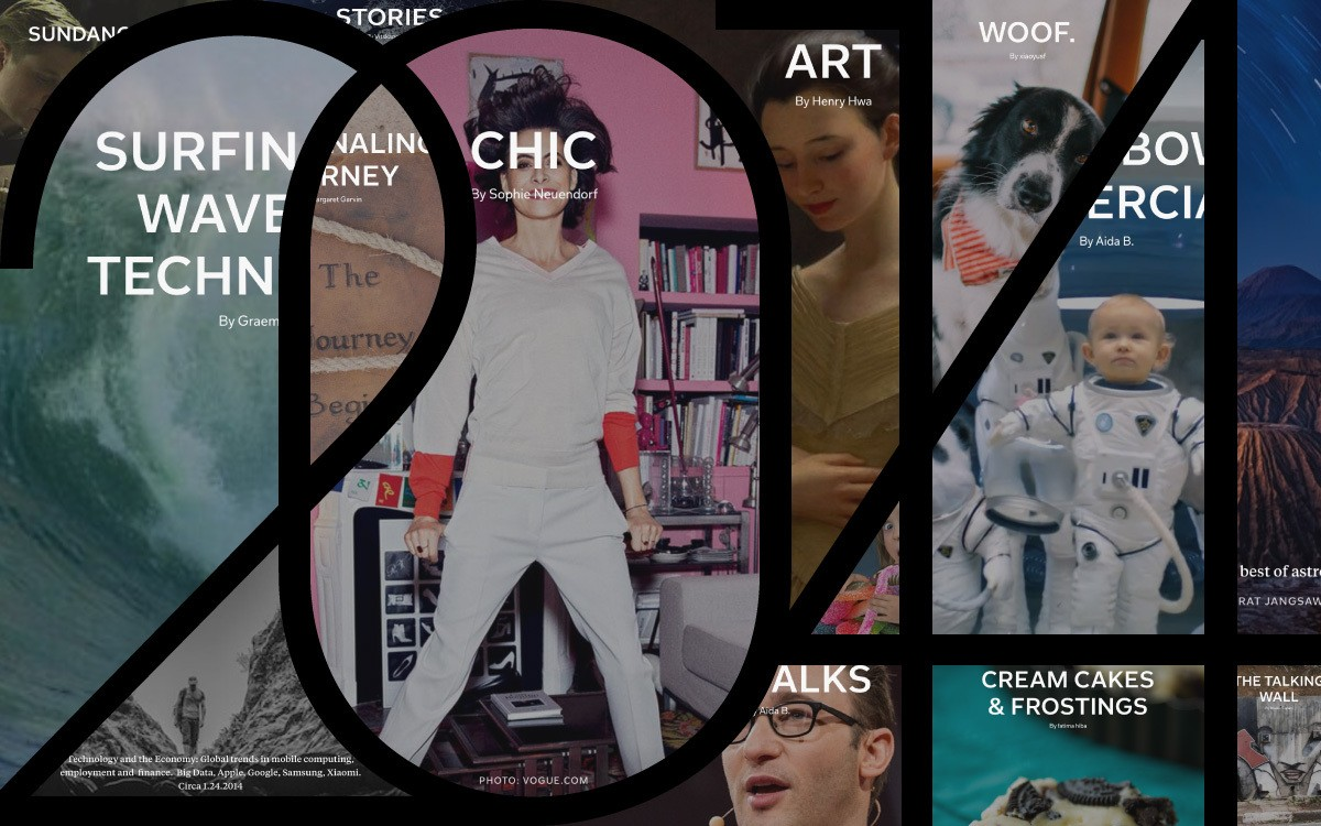 2014: The Year in Magazines