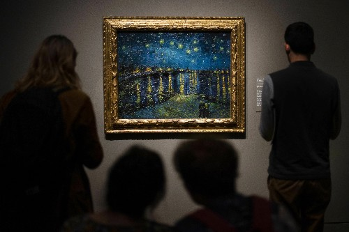 Tate exhibition looks at Van Gogh's early years in London