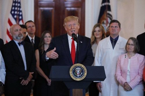 Trump order aims to disclose 'real' costs for health care