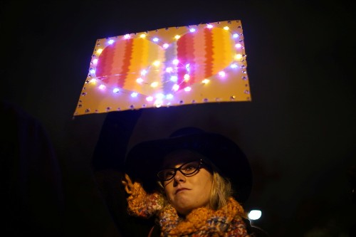 Vigil for Oakland Ghost Ship Victims: Pictures