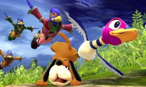 Nintendo's 'Duck Hunt' Is Coming To The Wii U Version Of Super Smash Bros.