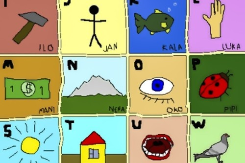 How to Say (Almost) Everything in a Hundred-Word Language