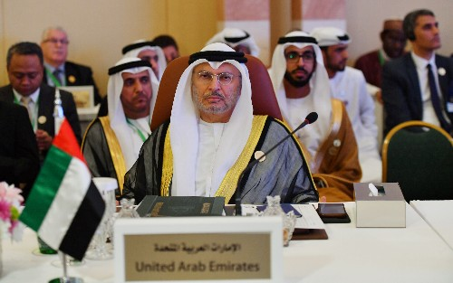 UAE minister calls Saudi-UAE coalition a strategic necessity in Yemen
