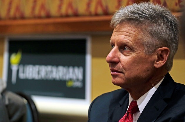 Voters Have No Idea Who Gary Johnson Is