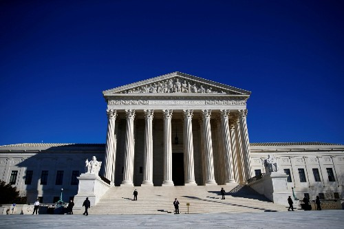 U.S. top court mulls free speech fight over 'crisis pregnancy centers'
