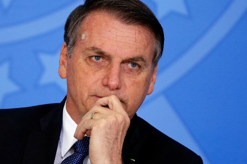 Brazil's Bolsonaro says confident pension reform will be approved