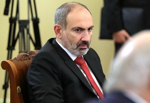 Armenian PM urges gold mine protesters to lift blockade