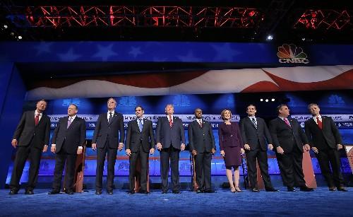 GOP Debate Recap: 'Spotlight turns to Rubio'
