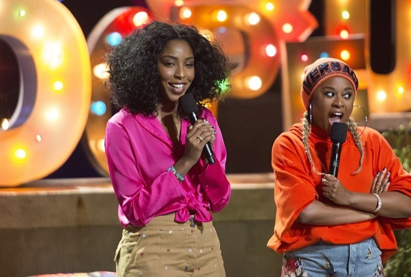 """It feels like the future of comedy and entertainment"": The magic of ""2 Dope Queens"""