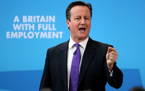 David Cameron hits back at Muslim Council of Britain over mosques letter