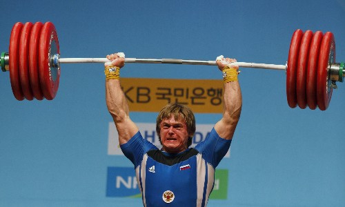 Doping: Seven more Russian weightlifters banned