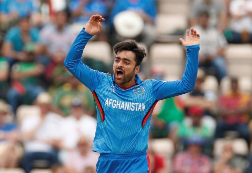 Cricket: Afghan poster boy Rashid buckling under weight of expectations