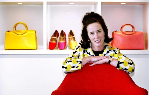 Officials: Designer Kate Spade found dead in apartment