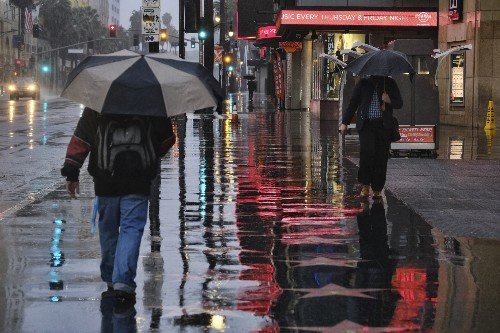 California storm moving out after battering state for 3 days