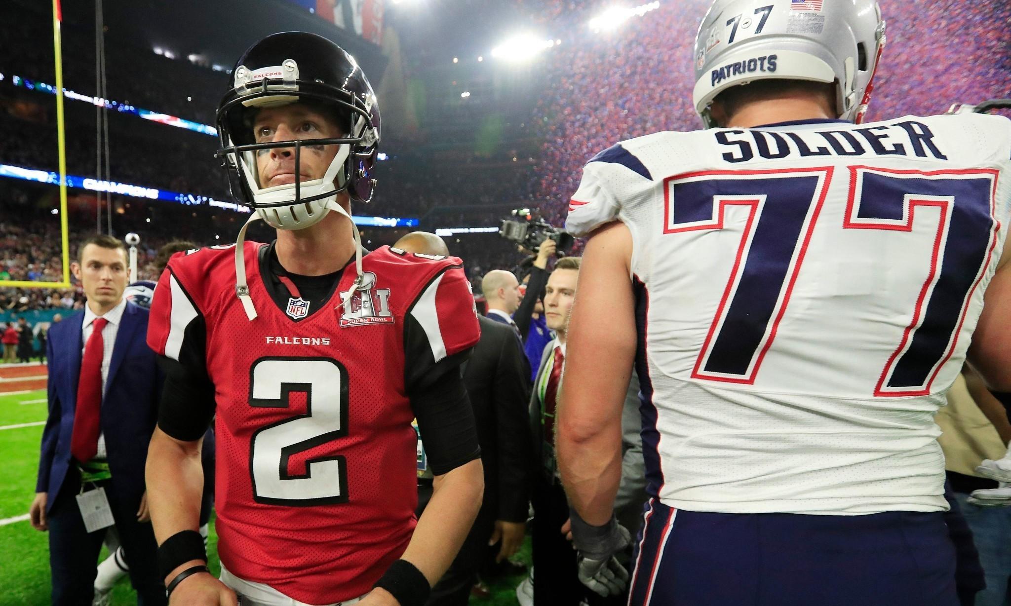 Super Bowl 2017: Tom Brady leads Patriots to historic comeback win