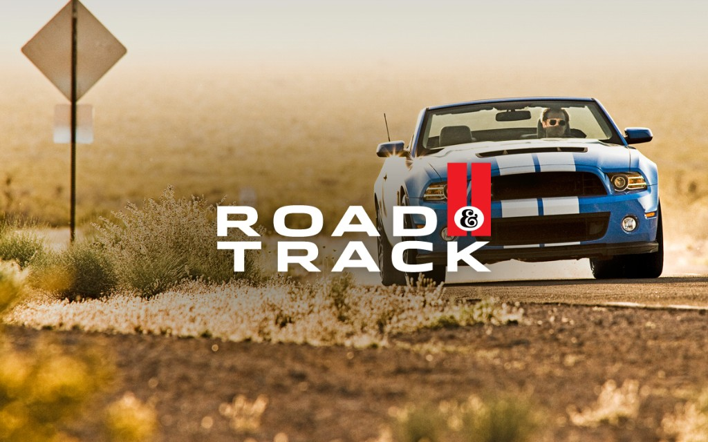 Road & Track: A High-Performance Classic Comes to Flipboard