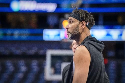 Doncic's triple-double pushes Mavs past reeling Spurs