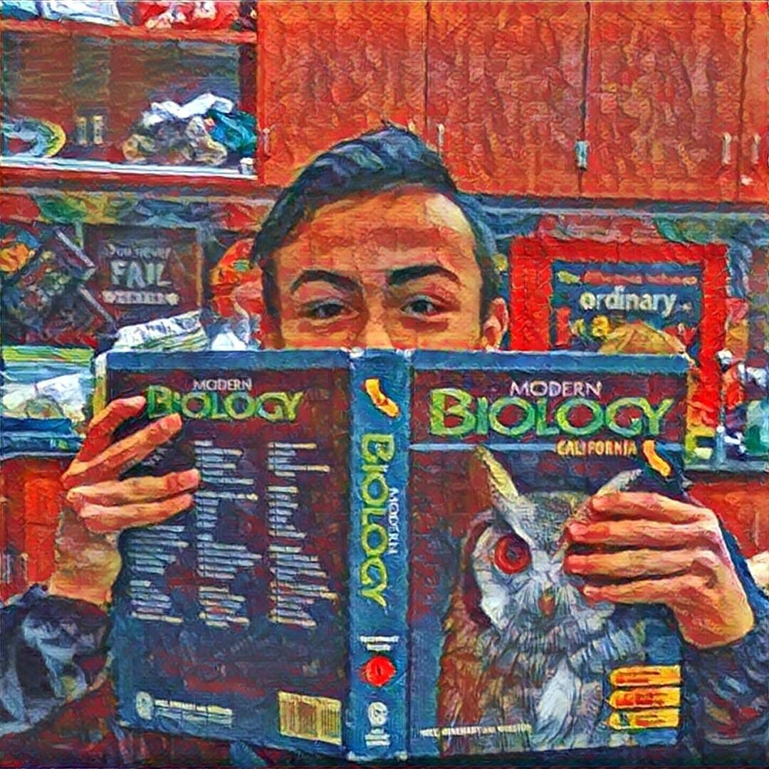 Honors Biology Period 3 - Magazine cover