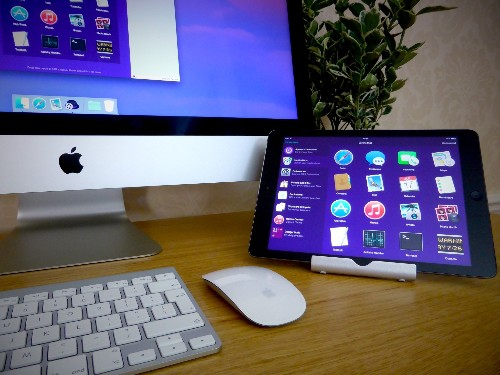 Alfred turns your iPad or iPhone into a remote control for your Mac