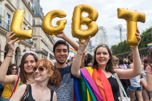 LGBT Pride Parades Around the World: Pictures