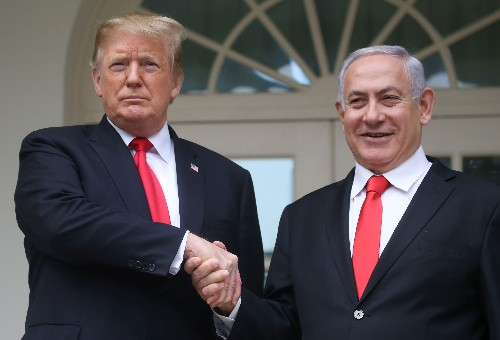 President Trump speaks with Israel's Netanyahu about Iran, other issues