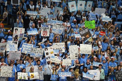 No. 3 North Carolina gets sweep of No. 4 Duke