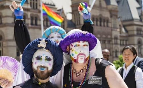 The Week in Review: Celebrations For LGBT Pride Month