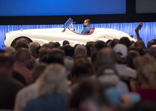 The 2015 Pebble Beach Concours d'Elegance Classic Car Show: Photos