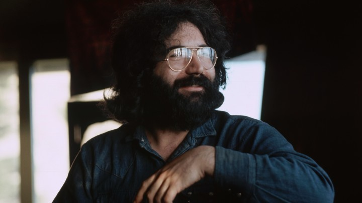 See Jerry Garcia's Most Astounding Paintings and Sketches Pictures