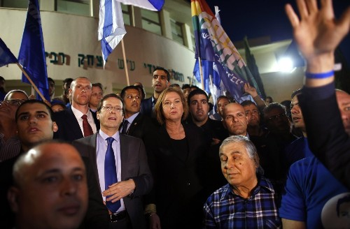 Israel Goes to the Polls: Pictures