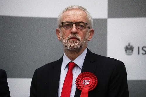 Corbyn says will not lead Labour into future UK election
