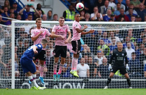 Chelsea held 1-1 by Leicester in Lampard's first home match