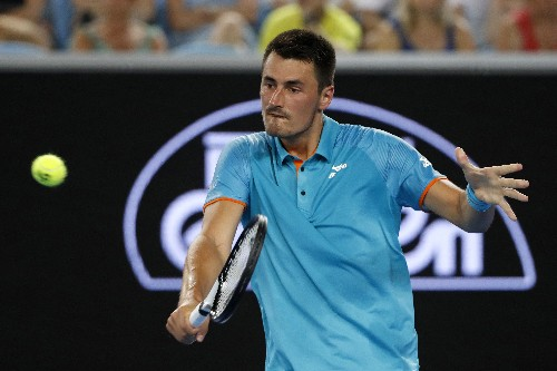 Tennis: Tomic's appeal against fine rejected, receives stinging rebuke