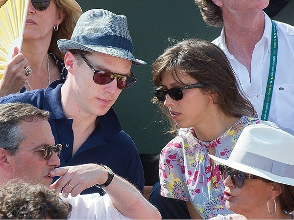 5 Things to Know About Benedict Cumberbatch's New Fiancée, Sophie Hunter