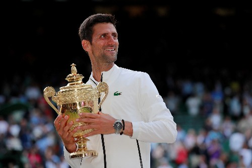 Djokovic will not ease up in quest to be greatest: Becker
