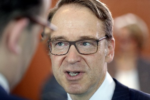 German central bank chief warns against excessive pessimism