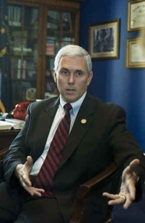 God's Plan for Mike Pence