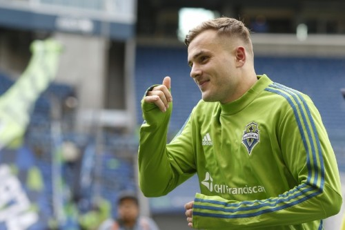 Sounders F Morris named MLS Comeback Player of Year