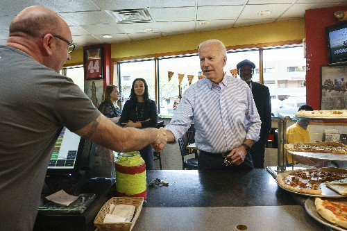 Biden launches 2020 bid warning 'soul' of America at stake