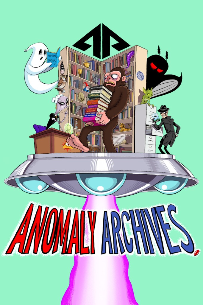 Anomaly Archives cover image