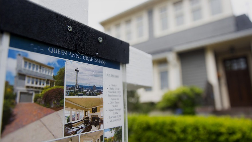 Existing-home sales drop for first time in five months