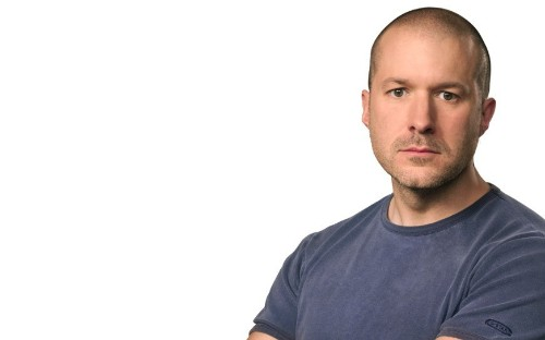 Apple Names Jony Ive 'Chief Design Officer'