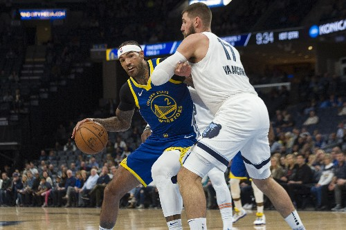 Warriors sink Grizzlies, end seven-game skid