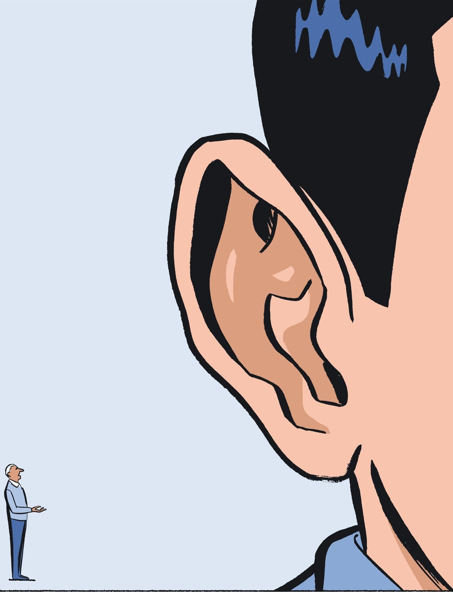 How to be a good listener: the experts' guide