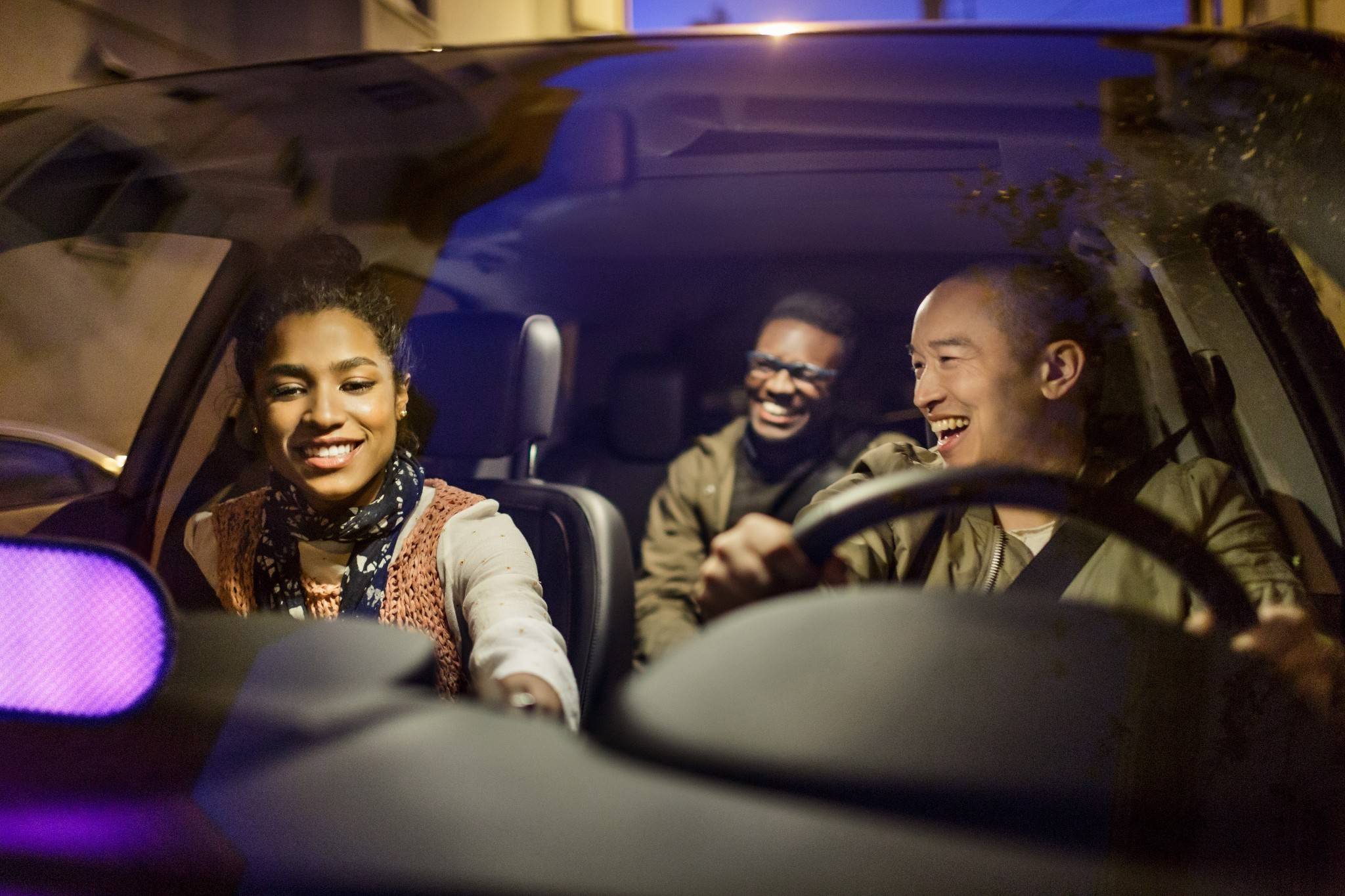 Lyft Wants to Create a Fleet of Driverless Cars That Won't Cut Jobs