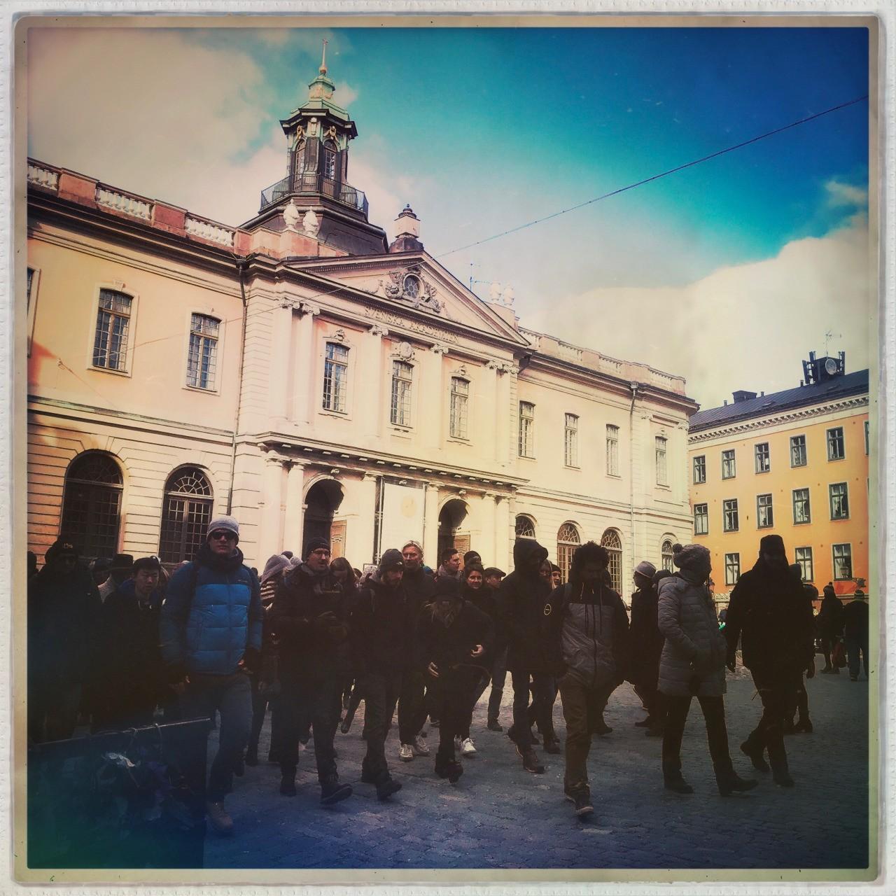 Nobel Prize Museum #stockholm #hipstamatic