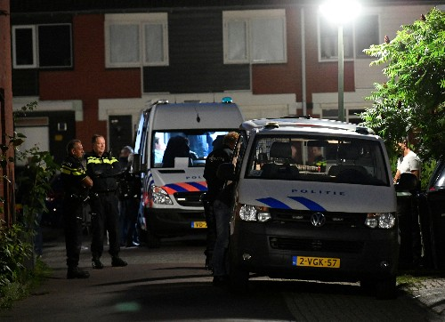 Dutch police officer kills children, self: police