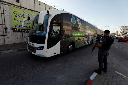 Saudi soccer players visit Jerusalem Muslim holy site