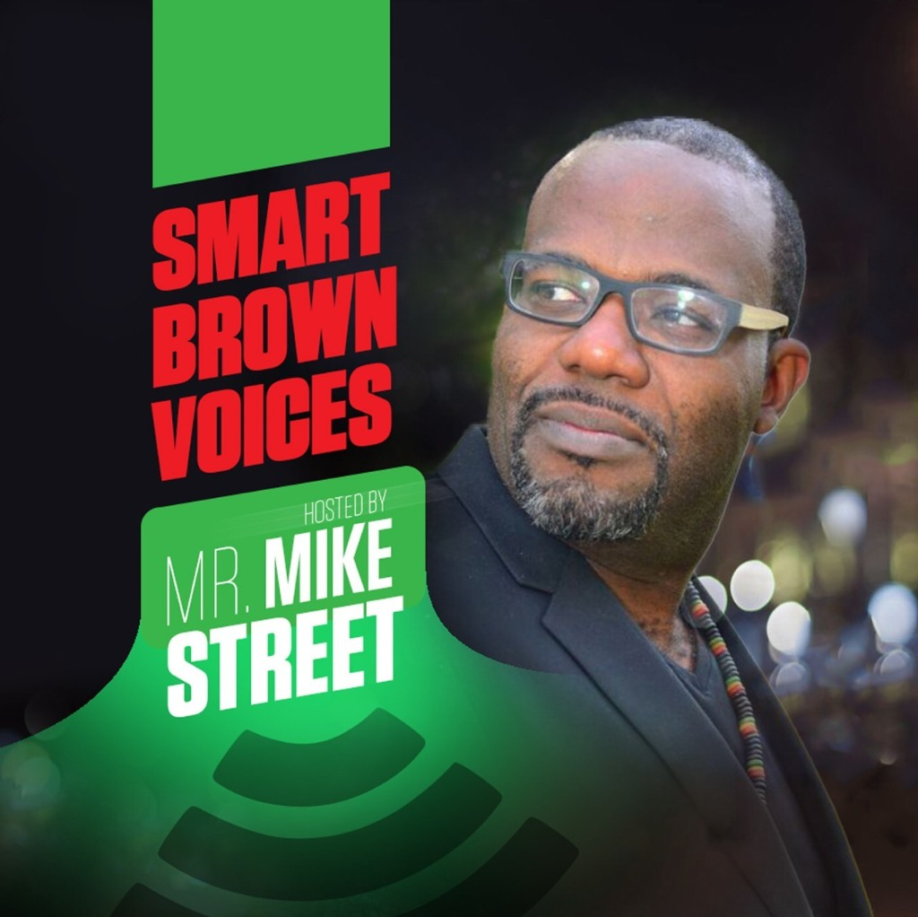 SmartBrownVoices podcast - cover