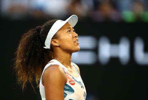 Osaka still searching for 'champion mentality' after Melbourne loss